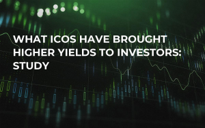 What ICOs Have Brought Higher Yields to Investors: Study