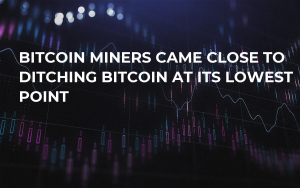 Bitcoin Miners Came Close to Ditching Bitcoin at its Lowest Point