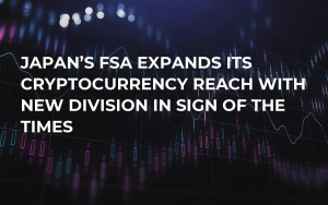 Japan's FSA Expands its Cryptocurrency Reach With New Division in Sign of the Times