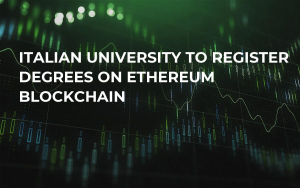 Italian University to Register Degrees on Ethereum Blockchain