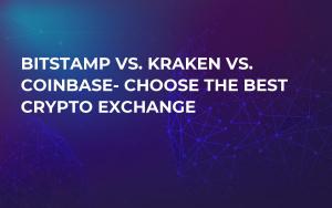 Bitstamp vs. Kraken vs. Coinbase- Choose the Best Crypto Exchange