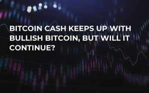 Bitcoin Cash Keeps Up With Bullish Bitcoin, But Will It Continue?