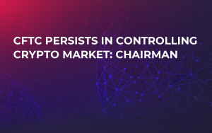 CFTC Persists in Controlling Crypto Market: Chairman