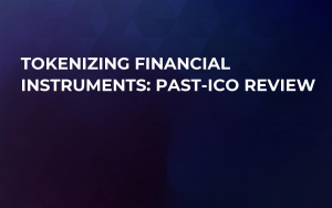 Tokenizing Financial Instruments: Past-ICO Review