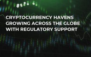 Cryptocurrency Havens Growing Across the Globe With Regulatory Support
