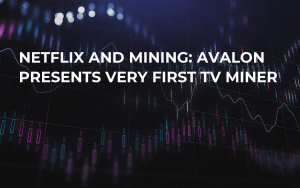 Netflix and Mining: Avalon Presents Very First TV Miner
