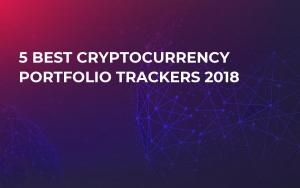 5 Best Cryptocurrency Portfolio Trackers 2018
