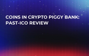 Coins in Crypto Piggy Bank: Past-ICO Review