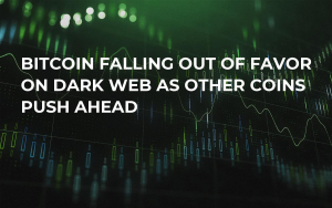 Bitcoin Falling Out of Favor on Dark Web as Other Coins Push Ahead