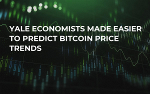 Yale Economists Made Easier to Predict Bitcoin Price Trends