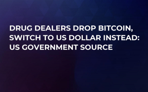 Drug Dealers Drop Bitcoin, Switch to US Dollar Instead: US Government Source