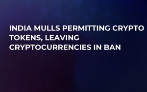 India Mulls Permitting Crypto Tokens, Leaving Cryptocurrencies in Ban