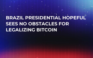 Brazil Presidential Hopeful Sees No Obstacles For Legalizing Bitcoin