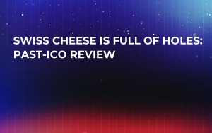 Swiss Cheese is Full of Holes: Past-ICO Review