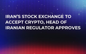 Iran's Stock Exchange to Accept Crypto, Head of Iranian Regulator Approves