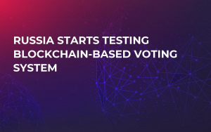 Russia Starts Testing Blockchain-based Voting System