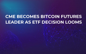 CME Becomes Bitcoin Futures Leader as ETF Decision Looms