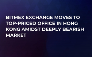 BitMEX Exchange Moves to Top-Priced Office in Hong Kong Amidst Deeply Bearish Market