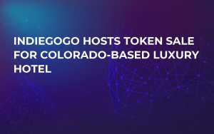 Indiegogo Hosts Token Sale For Colorado-based Luxury Hotel