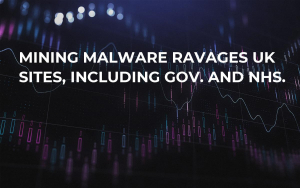 Mining Malware Ravages UK Sites, Including Gov. and NHS.