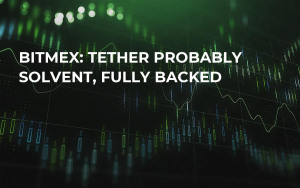 Bitmex: Tether Probably Solvent, Fully Backed