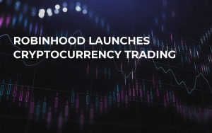 Robinhood Launches Cryptocurrency Trading
