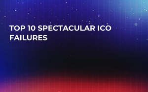 Top 10 Spectacular ICO Failures