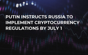 Putin Instructs Russia to Implement Cryptocurrency Regulations by July 1