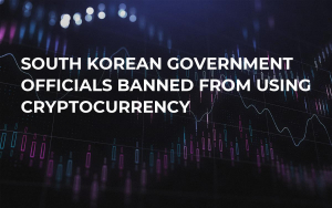 South Korean Government Officials Banned From Using Cryptocurrency