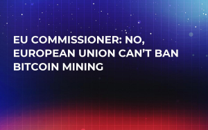 EU Commissioner: No, European Union Can't Ban Bitcoin Mining