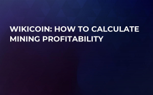 WikiCoin: How to Calculate Mining Profitability