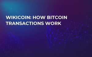 WikiCoin: How Bitcoin Transactions Work