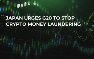 Japan Urges G20 to Stop Crypto Money Laundering