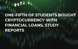 One-Fifth of Students Bought Cryptocurrency With Financial Loans, Study Reports