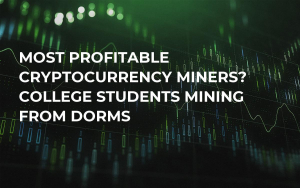 Most Profitable Cryptocurrency Miners? College Students Mining from Dorms