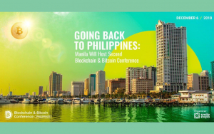 The Second Blockchain & Bitcoin Conference Philippines: Crypto Event in Manila by Smile-Expo