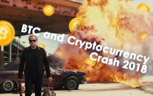 Is BTC and Cryptocurrency Crash 2018 Similar to the Dotcom Crash?