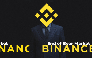 Binance Reports Cryptocurrency Price Trends Are Signalling the End of Bear Market