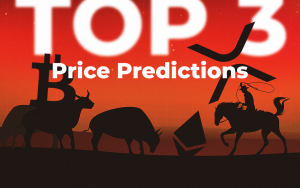 TOP 3 Price Predictions: Bitcoin (BTC), Ethereum (ETH), Ripple (XRP) — Has The Bull Run Followed by A Pull Back?
