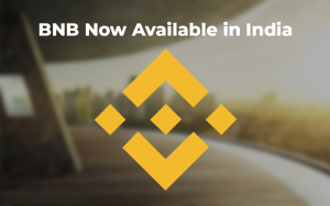 Binance Coin Hits New All-Time High as BNB Now Available in India