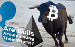 BTC, ETH, XRP Price Analysis — The Market Is Stagnating. Are Bulls Accumulating Their Efforts?