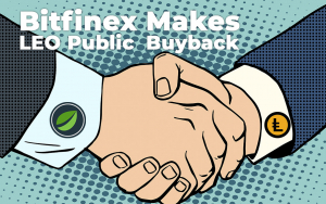 Bitfinex Makes LEO Buyback Public to Increase Transparency