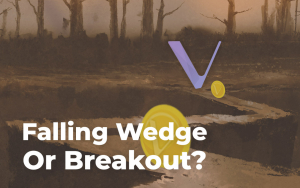Vechain (VET) Price On The Crossroads: Falling Wedge Or Breakout?