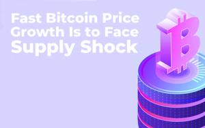 Fast Bitcoin Price Growth Is to Face 'Supply Shock', Says VC