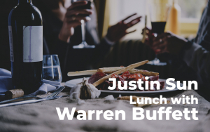 Tron Founder Justin Sun Reveals How He Paid for His Much-Hyped Lunch with Warren Buffett