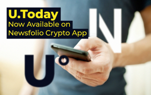U.Today Now Available on Newsfolio Crypto App