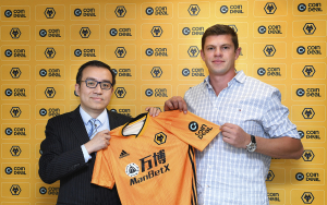 CoinDeal Renews Its Sponsorship with Wolverhampton Wanderers