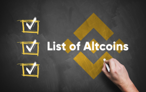 Binance Reveals the List of Altcoins That Will Be Potentially Listed on Its US Exchange
