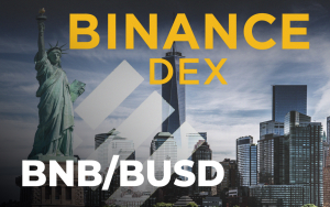 Binance DEX Pairs BNB with BUSD Stablecoin Approved by NY Regulators