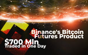 New Record: $700 000 000 Traded on Binance's Bitcoin Futures Platforms in One Day